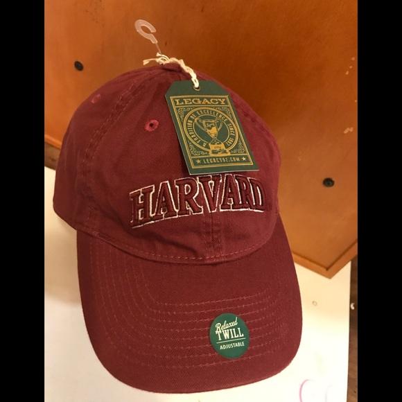66f5ce8ba94 Legacy Harvard Crimson hat